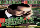 Murder at the Baskervilles 1937 — aka Silver Blaze — A Mystery / Crime Movie Full Movie