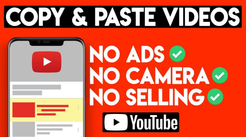 Make $25,000 On YouTube Without Making Videos (Make Money Online)
