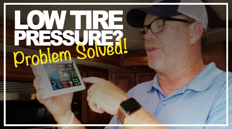 RV NEWBIE MUST HAVES (The ALL NEW TireMinder A1As/TIRE PRESSURE MONITOR SYSTEM)