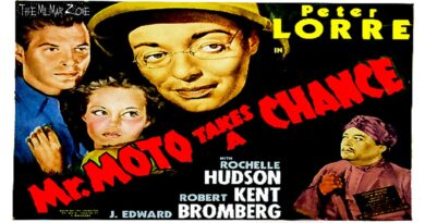 Mr.  Moto Takes a Chance 1938 — aka Look Out, Mr. Moto — A Mystery / Crime Movie Trailer