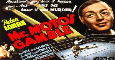 Mr.  Moto's Gamble 1938 — A Mystery / Crime Movie Trailer