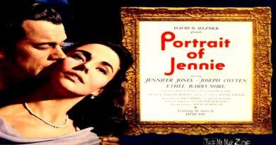Portrait of Jennie 1948 — A Time Travel Movie Trailer