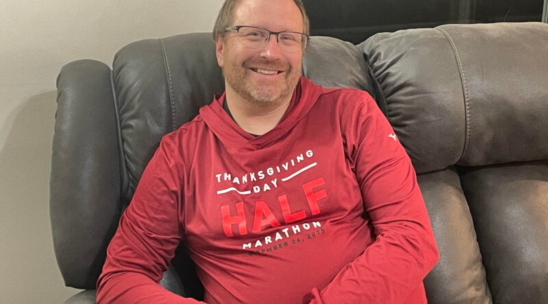 Bill Lost Weight Before — Now He's Starting Over