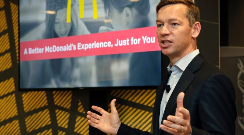 McDonald's CEO calls insurrection at the US Capitol an attack on things people 'associate with America,' including McDonald's