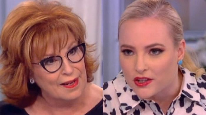 'The View' Explodes As Joy Behar Says She 'Did Not Miss' Meghan McCain During Her Maternity Leave