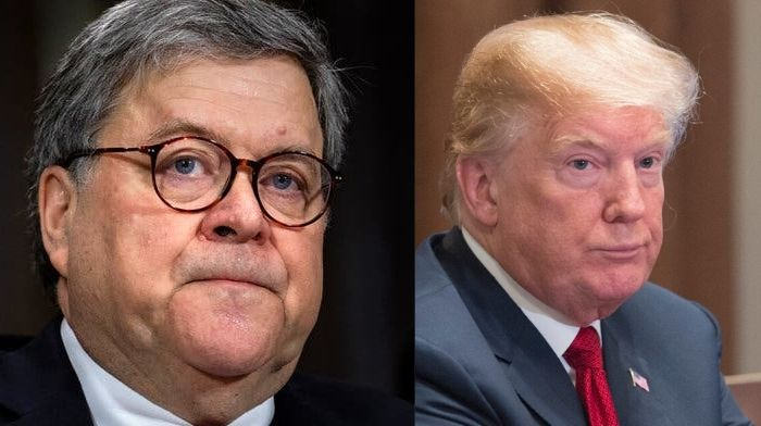 Former Trump AG Bill Barr Condemns Trump, Cabinet Member Resigns Over Capitol Protest