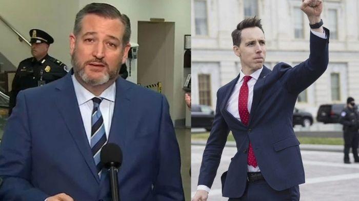 Dem Congressman Thompson Announces Investigation, Wants Cruz And Hawley On No-Fly List