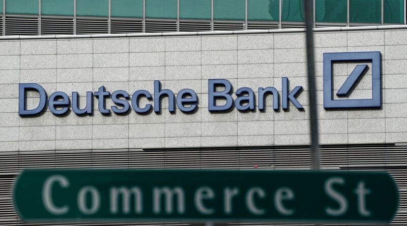 Deutsche Bank 'cuts ties with Donald Trump over Capitol riots'