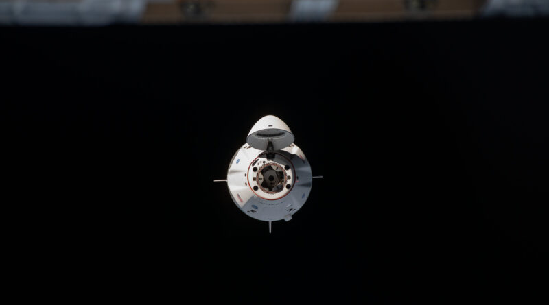 NASA to Air Departure of Upgraded SpaceX Cargo Dragon from Space Station