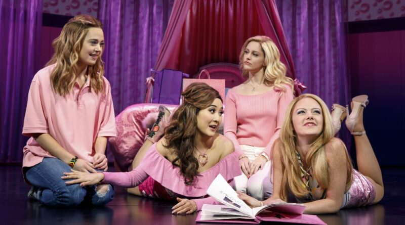'Mean Girls' Won't Reopen on Broadway Due to the Pandemic