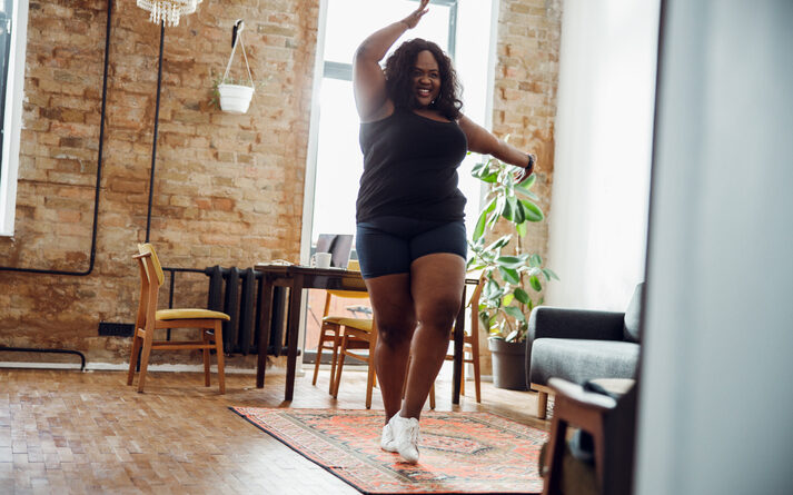 Exercise matters to health and well-being, regardless of your size – Harvard Health Blog