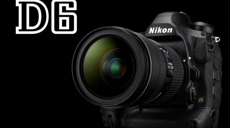 Tested – The Nikon D6