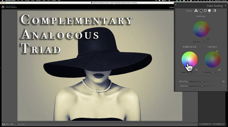 Colour grading black & white images in Lightroom is apparently a thing – Here's how to do it