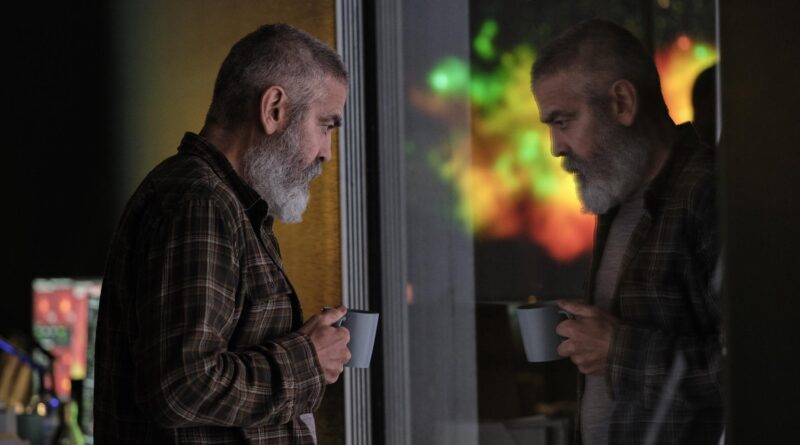 George Clooney on how he captured the year's most shocking death scene in 'Midnight Sky'