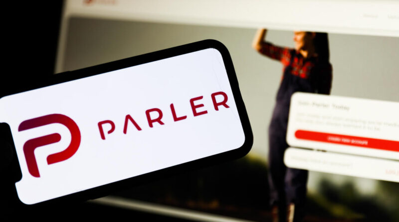 Parler is down as Amazon, Google, Apple crack down on content