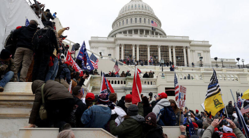 """Foreign reaction to the """"disgraceful scenes"""" at the U.S. Capitol"""