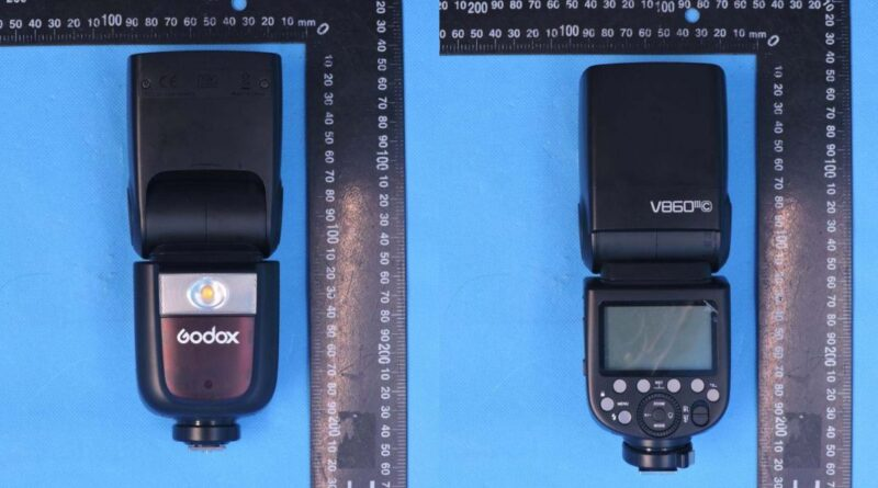 The Godox V860III is on the way with improved UI, foot lock and (maybe) an LED modelling lamp