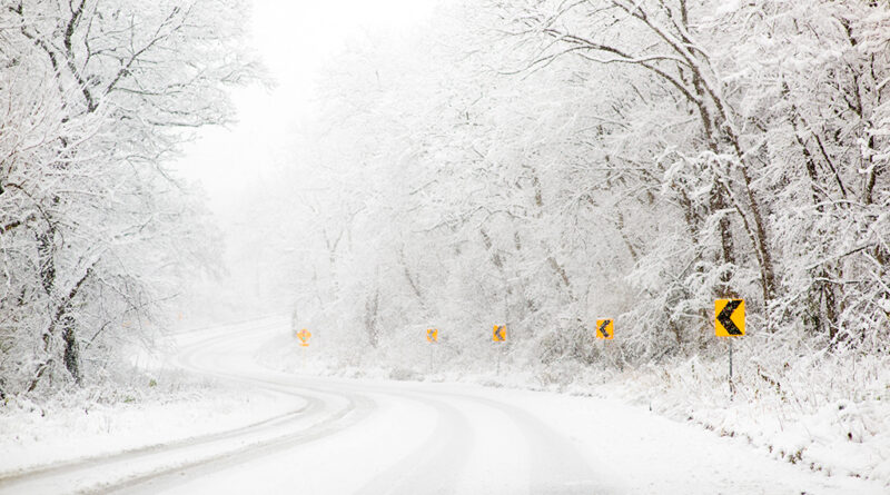The Allure Of Winter Landscape Photography