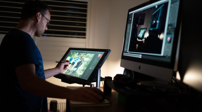 A Gorgeous Graphics Tablet for Photographers