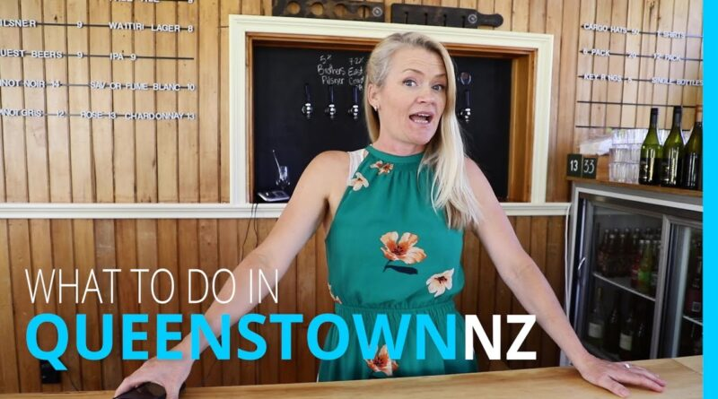 THERE IS MORE TO DO IN QUEENSTOWN THAN JUMP OFF A BRIDGE!