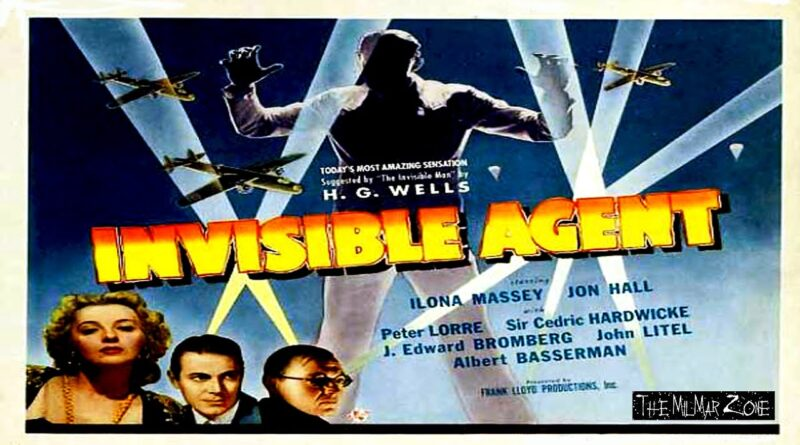 Invisible Agent 1942 — A Mystery / Crime Movie Trailer