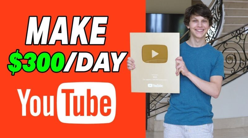 How to Make Money on YouTube Without Making Videos (Animation Channels)