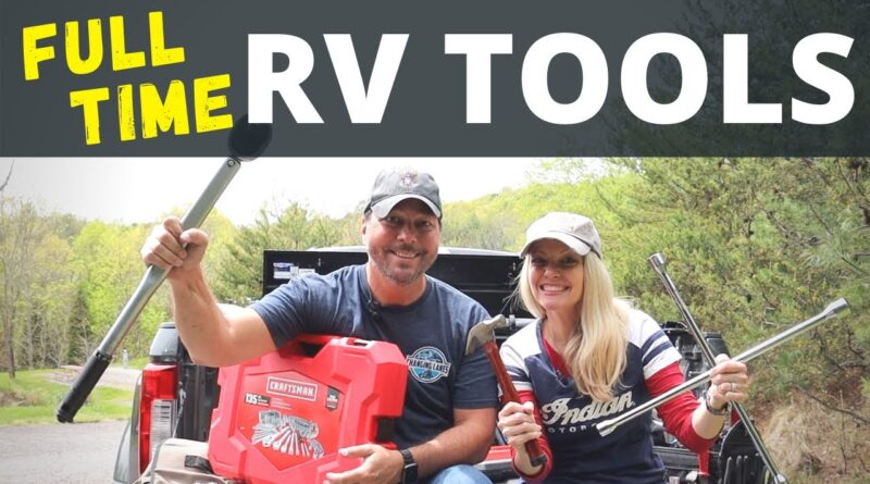 🛠 Tools for Full Time RV Living! [RV Tools] Changing Lanes!