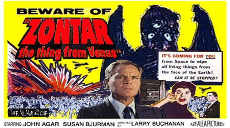 Zontar: The Thing from Venus 1967 — A Sci-fi / Horror Movie Full Length