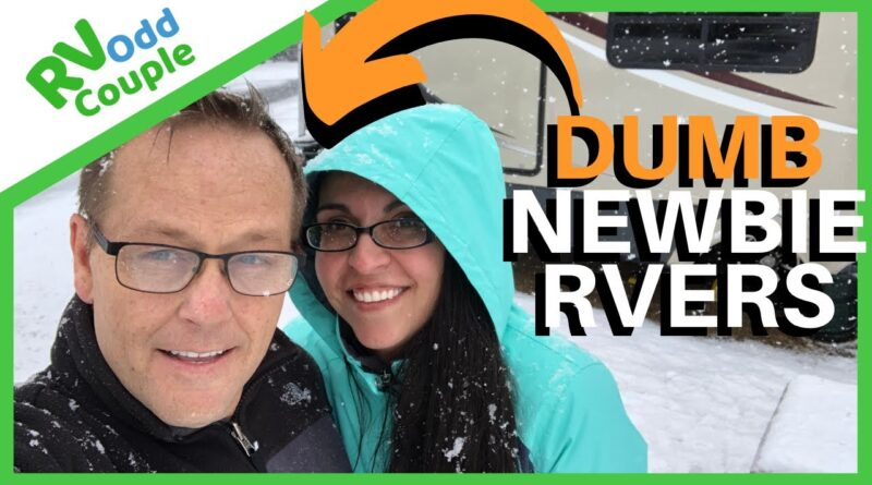 10 Dumbest Winter RV Camping Mistakes, Ultimate How (NOT TO) Guide lol!