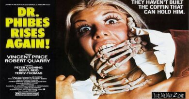Dr. Phibes Rises Again 1972 — A Sci-fi / Horror  Full Movie