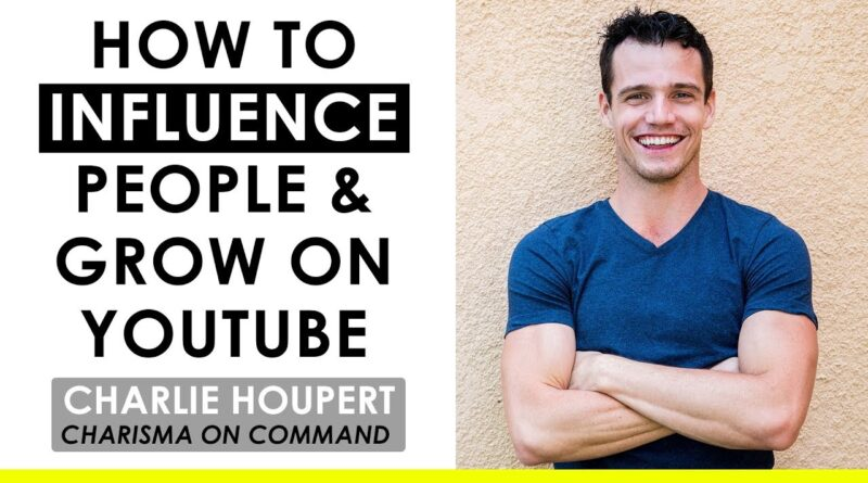 How to Get More Subscribers and Make Better Videos on YouTube — Charisma on Command Interview
