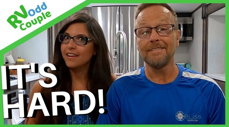 DON'T START A YOUTUBE CHANNEL 'TIL YOU WATCH THIS! 8 Need to know Tips! RV Life
