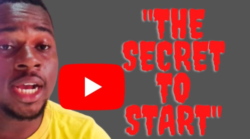How To Create A Youtube Channel In Mobile || Secret To Start A Youtube Channel In 2020