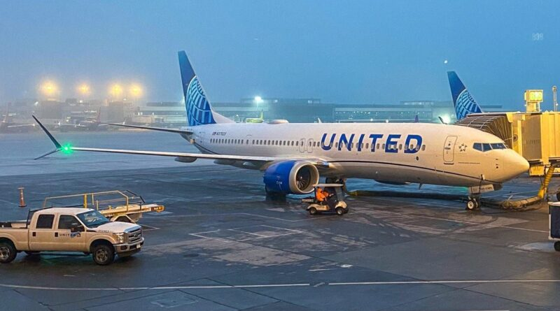 I flew on United Airlines' first Boeing 737 Max flight in nearly 2 years and it was just the boring flight the airline needed