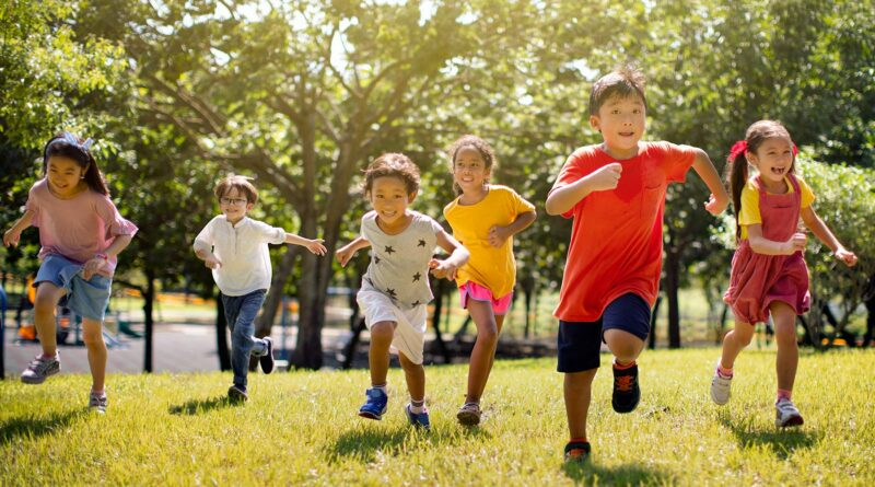 Kids' Robust Immune Systems May Shield From COVID