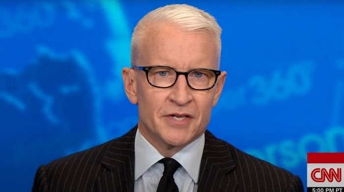 Anderson Cooper Rips Trump Supporters – Says They Can't Claim 'They Are Lovers Of Law And Order'