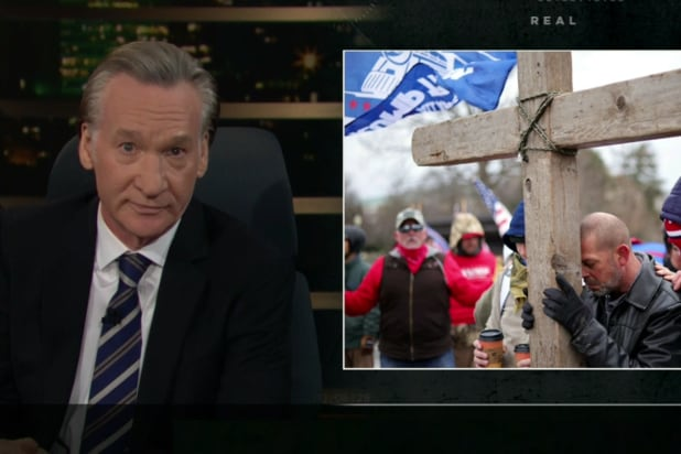 Bill Maher Claims Christianity Is To Blame For Capitol Riot