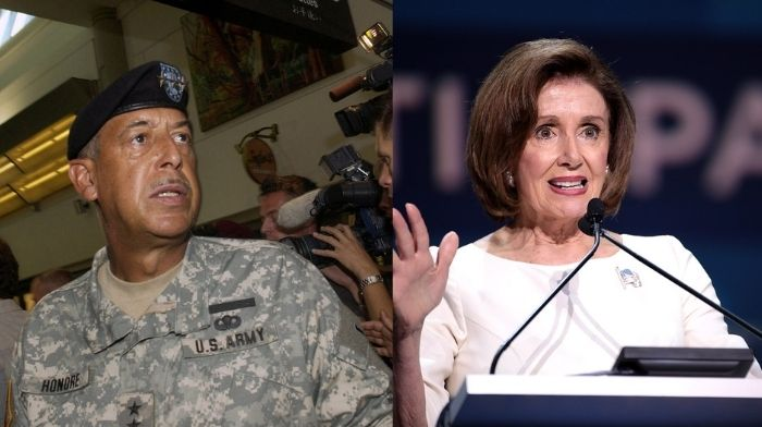 Retired General Tapped By Pelosi To Investigate Capitol Riot Has Far-Left Conspiracy History