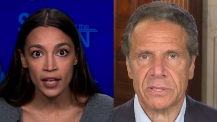 AOC Turns On Cuomo – Calls For Investigation Into His Nursing Home Scandal