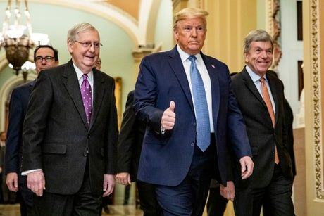 McConnell 'laughed' at Trump's blistering attack and plans to ignore former president from now on