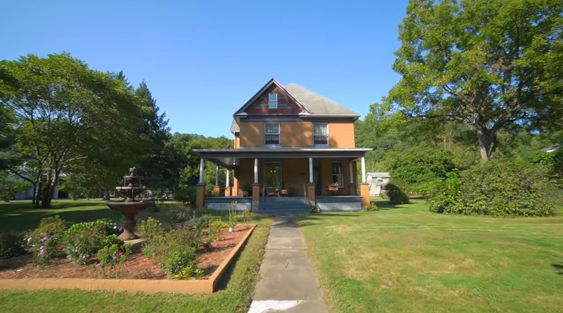 Buffalo Bill's house from 'Silence of the Lambs' is now a B&B