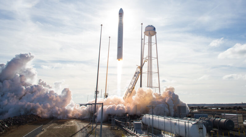 NASA TV Coverage Set for Next Cargo Launch to Space Station