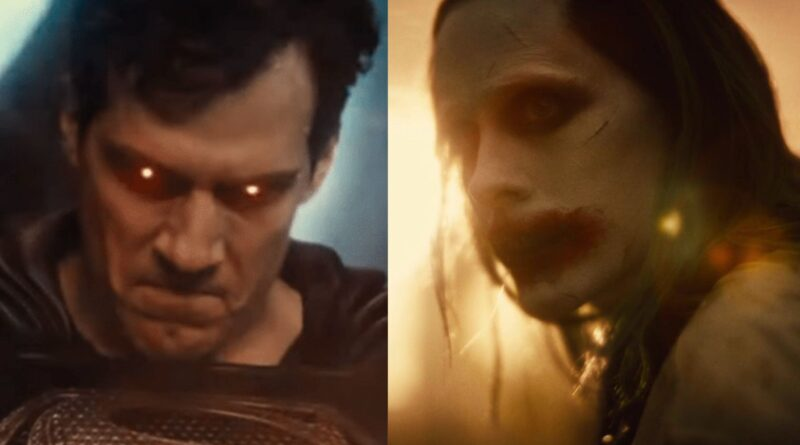 The First Joker-fied Trailer For Zack Snyder's 'Justice League' Is Here