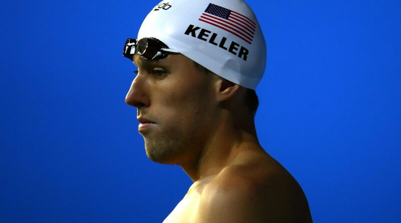 Former Olympic swimmer Klete Keller indicted by grand jury on charges related to Capitol riots
