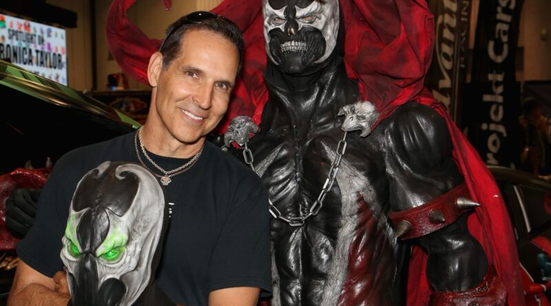 Move over, MCU and DCEU, Todd McFarlane reveals his plans for extended 'Spawn' universe built around iconic Black hero
