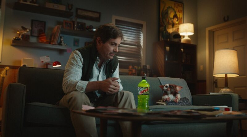 'Gremlins' star Zach Galligan talks reuniting with Gizmo for a viral Mountain Dew commercial