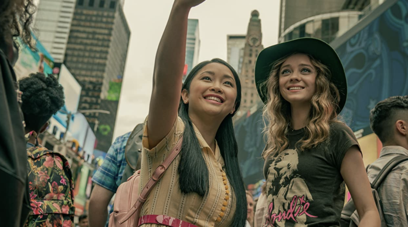 'To All the Boys' star Lana Condor describes emotional fan experience as trilogy wraps up