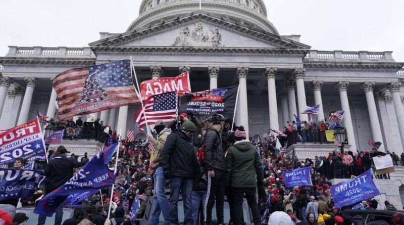 What we know about the Capitol riot arrests
