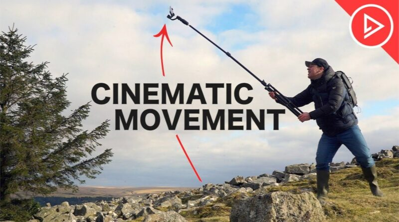 How to shoot cinematic Hollywood crane style camera moves with your smartphone