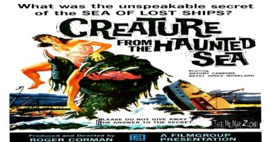 Creature from Haunted Sea 1961 — A Sci-fi / Horror Full-Length Movie